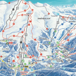 Link to the ski map